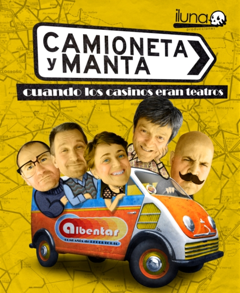 CamionetaYManta